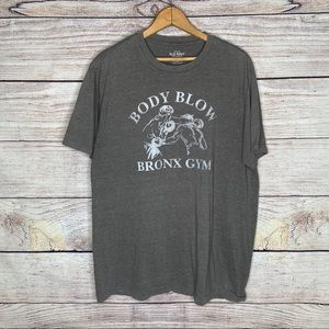 3/$15 Old Navy Bronx Gym Graphic T-Shirt Size L